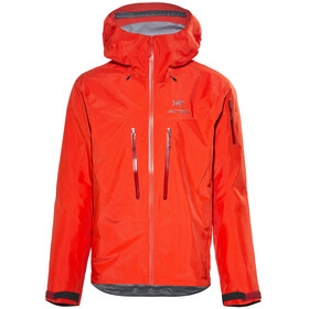 Arc'teryx Alpha SV Jacket Men red